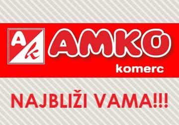 AMKO - Najbliži Vama!!!