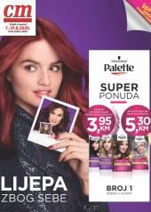 Katalozi - Cosmetics market / CM katalog do 21.08.2020