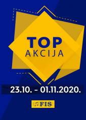 FIS TOP AKCIJA do 01.11.2020. godine