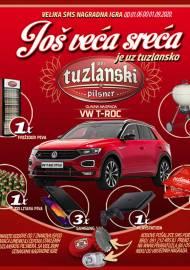 Tuzlanski pilsner ponovo nagrađuje: Još veća sreća je uz tuzlansko i vodi vas do novog automobila!