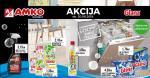 AMKO - SUPER akcija - NEK JE SVE UGLANZANO! - Akcija do 30.06.2019. Godine