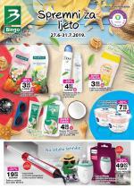 KRALJ DOBRIH CIJENA BINGO PLUS - Spremni za ljeto | Katalog kozmetike 27.6-31.7.2019.