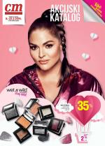 Katalozi - Cosmetics market / CM katalog do 22.02.2019