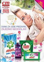 Katalozi - Cosmetics market / CM katalog do 03.05.2019