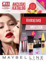 Katalozi - Cosmetics market / CM katalog do 08.03.2019