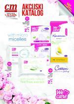 Katalozi - Cosmetics market / CM katalog do 15.11.2019