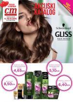Katalozi - Cosmetics market / CM katalog do 18.10.2019