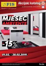FIS VITEZ Akcijski katalog do 24.02.2019 god.