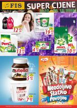 FIS VITEZ katalog prehrane do 29.10.2018 god.