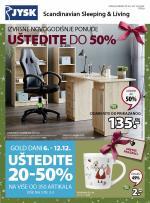 Jysk ponuda - JYSK Katalog - Super akcija do 19.12.2018.