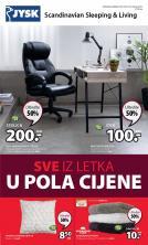 Jysk ponuda - JYSK Katalog - Super akcija do 20.02.2019.