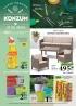 KONZUM - Tematski katalog! Sve za blistav dom i vrt potražite u Konzumu! Akcija do 28.04.2019.