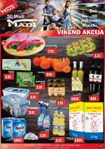MADI VIKEND  AKCIJA do 21.10.2018.god.