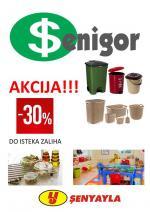 SENIGOR - Seny asortiman  -  plastika  Akcija do isteka zaliha