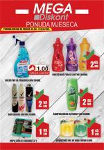 MEGA DISKONT - SUPER AKCIJA - PONUDA MJESECA do 31.03.2019