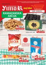 YIMOR i MEGA DISKONT - RAMAZANSKA AKCIJA  do 04.06.2019