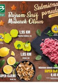 KRALJ DOBRIH CIJENA BINGO - BAJRAM ŠERIF MUBAREK OLSUN -DODATNO SNIŽENO do 16.05.2021