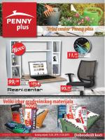 PENNY PLUS Kataloška akcija do 21.03.2019.god.
